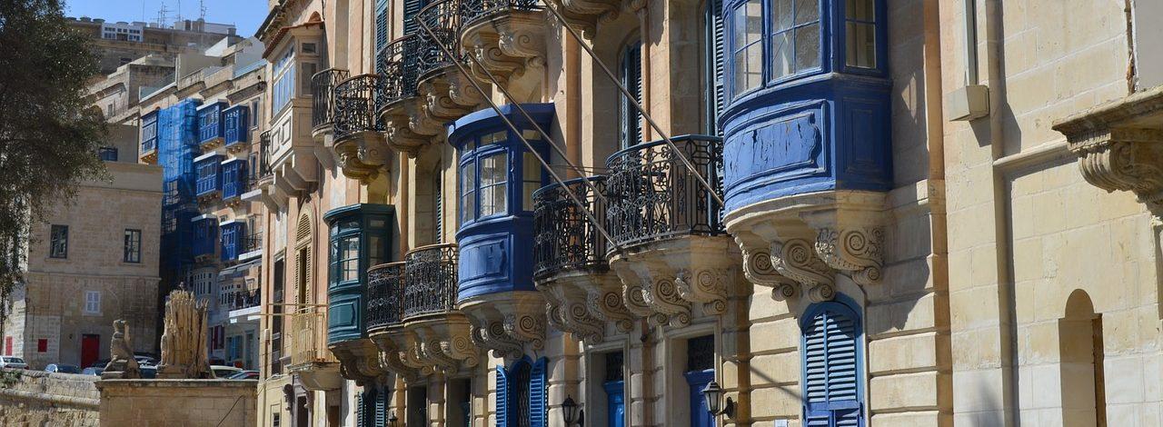 malta balconies
