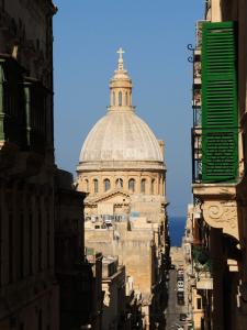 malta valletta church